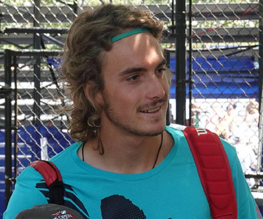 Stefanos Tsitsipas Bio Facts Family Life Of Greek Tennis Player