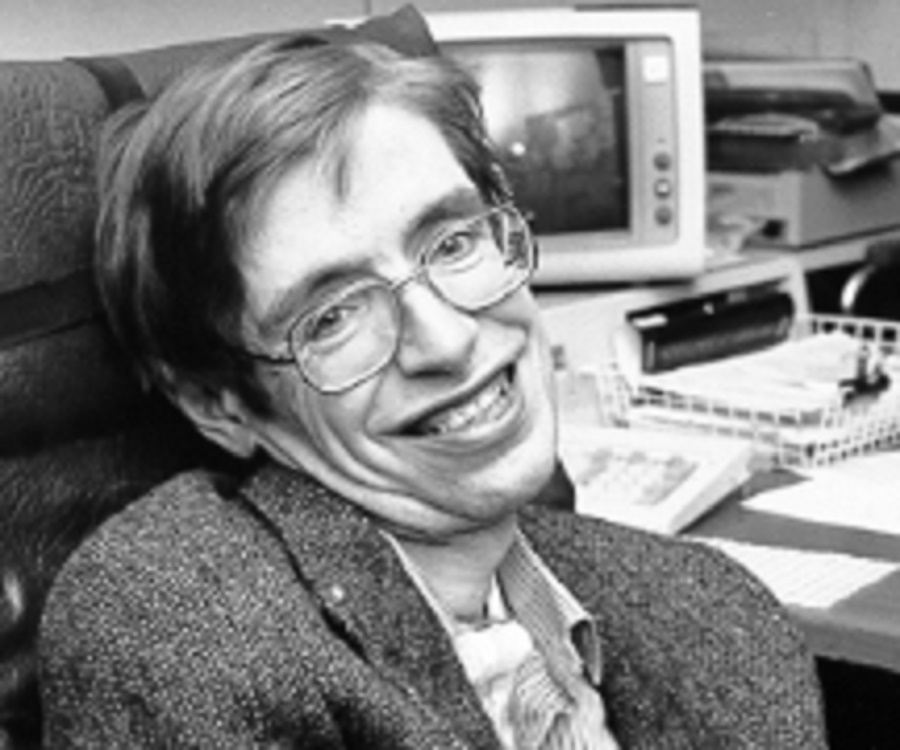 a biography of stephen hawking an english physicist Stephen hawking, famed physicist who defied als odds, dies at 76  british  cosmologist stephen william hawking was born in england on.