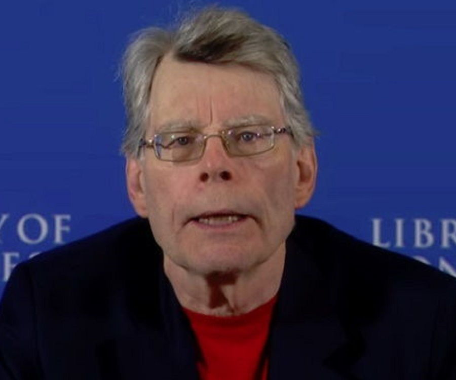 an introduction to the life of stephen edwin king Stephen king is the one living author with  two other men purchased the van that hit king for $1,500 from bryan edwin  introduction to.