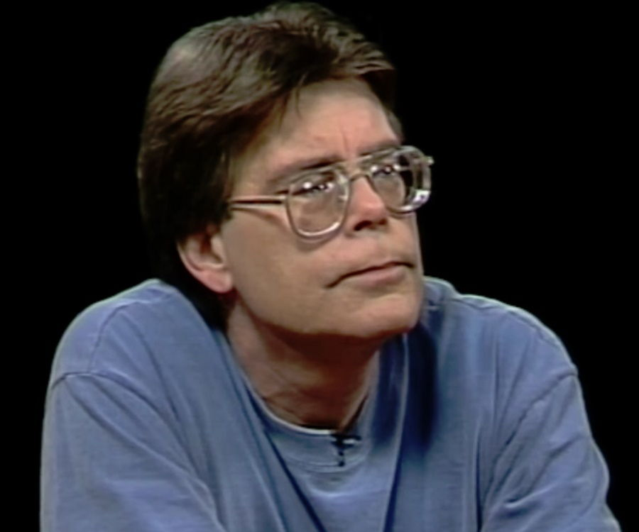 A biography of stephen king an american horror novel author