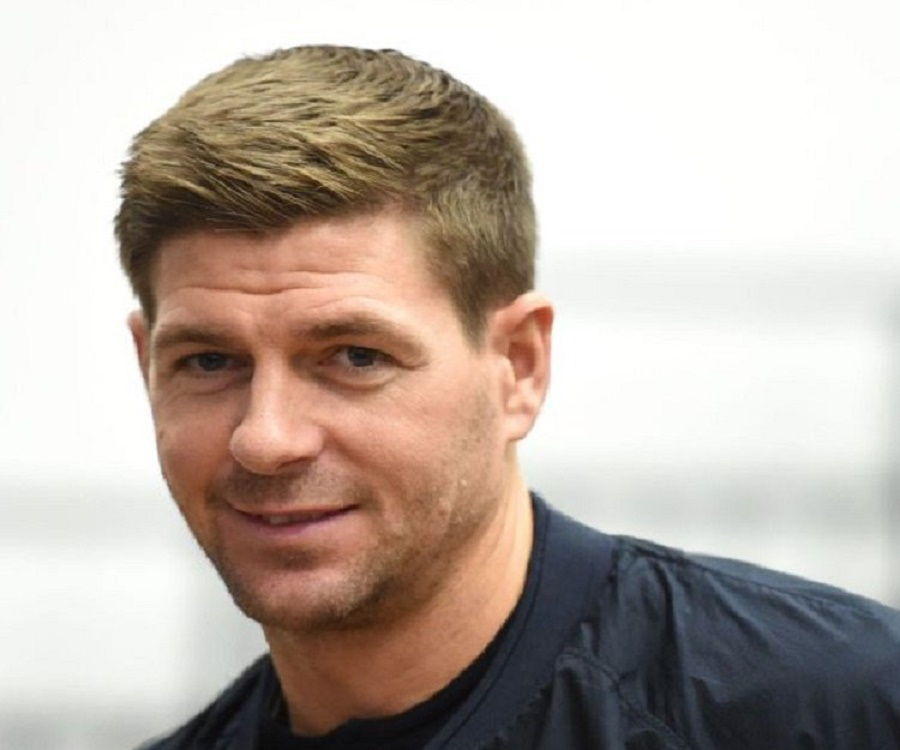 steven gerrard dating history