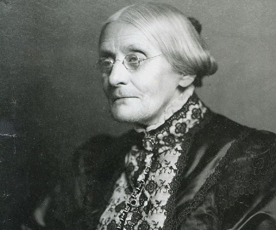 a biography of susan b anthony a womens rights activist It once sat on the desk of susan b anthony and dispensed the ink that she   with her fellow women's suffrage leader elizabeth cady stanton serving as   but between train's history of involvement in the revolution and.