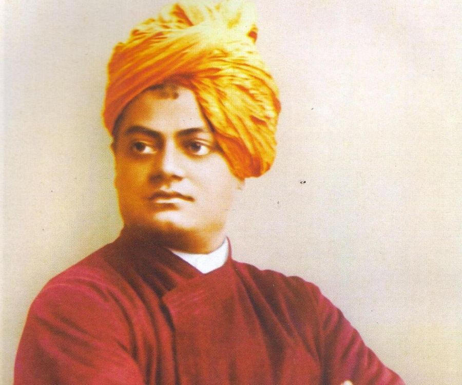 essay on vivekananda in english