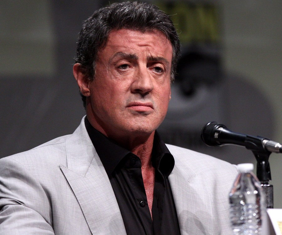 How Tall Is Sylvester Stallone Really - Porn Pic-2932