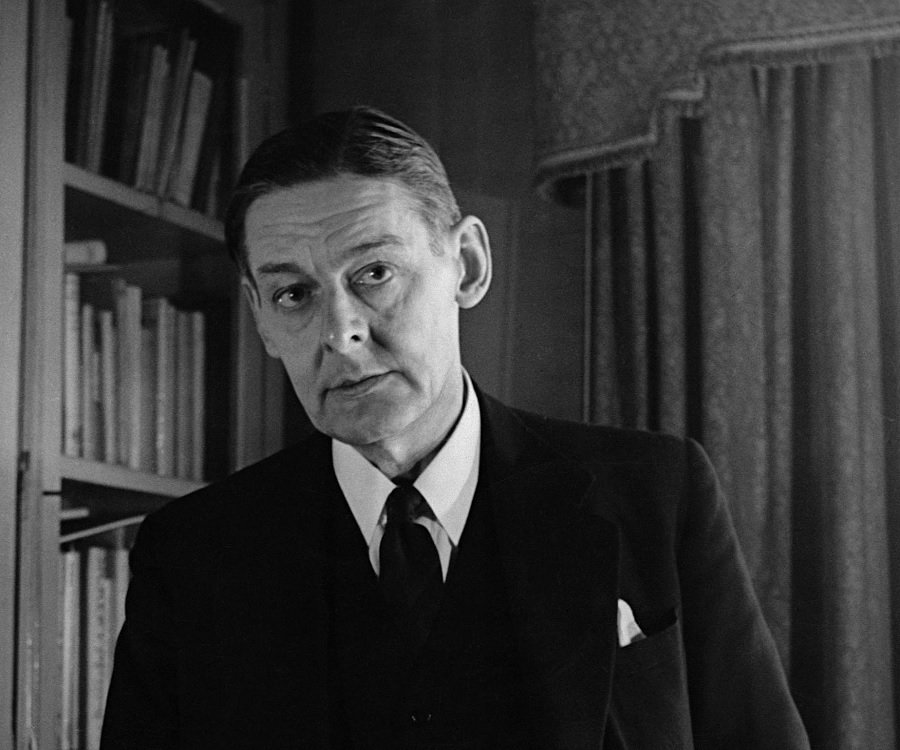 Help with research paper t.s. eliot?