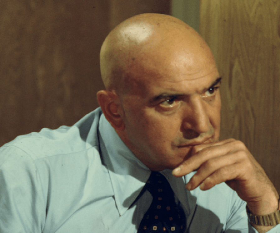 telly savalas actor