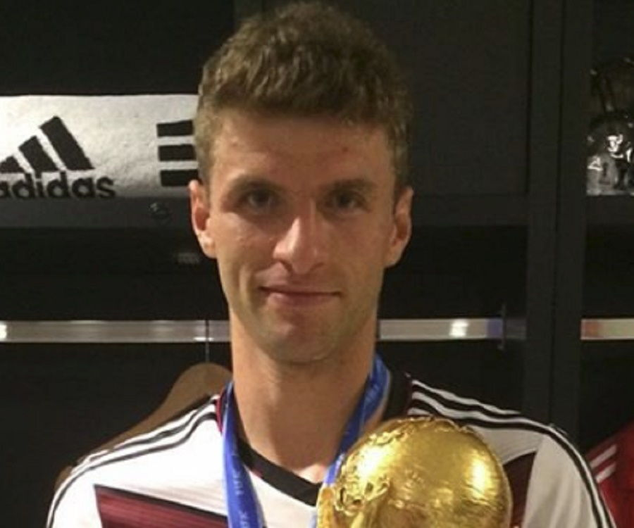 Thomas Müller Biography - Facts, Childhood, Family Life of ...