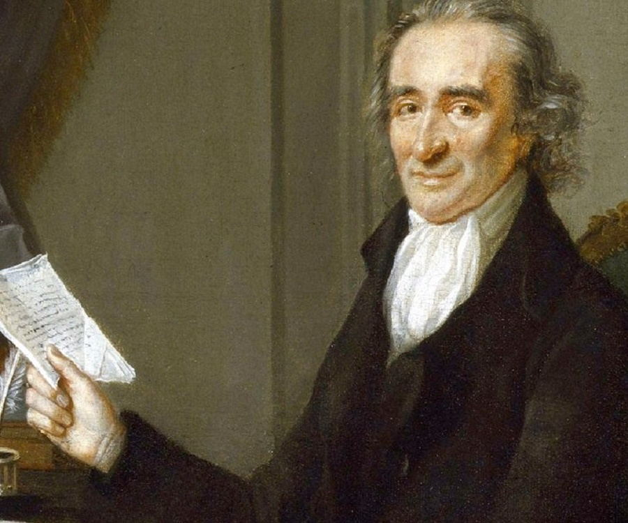 a biography of thomas paine an american author Thomas paine biography essay  short bio deion boyer-pictures and if i were the author short bio on january 29, 1737, thomas paine was born in thetford, england .