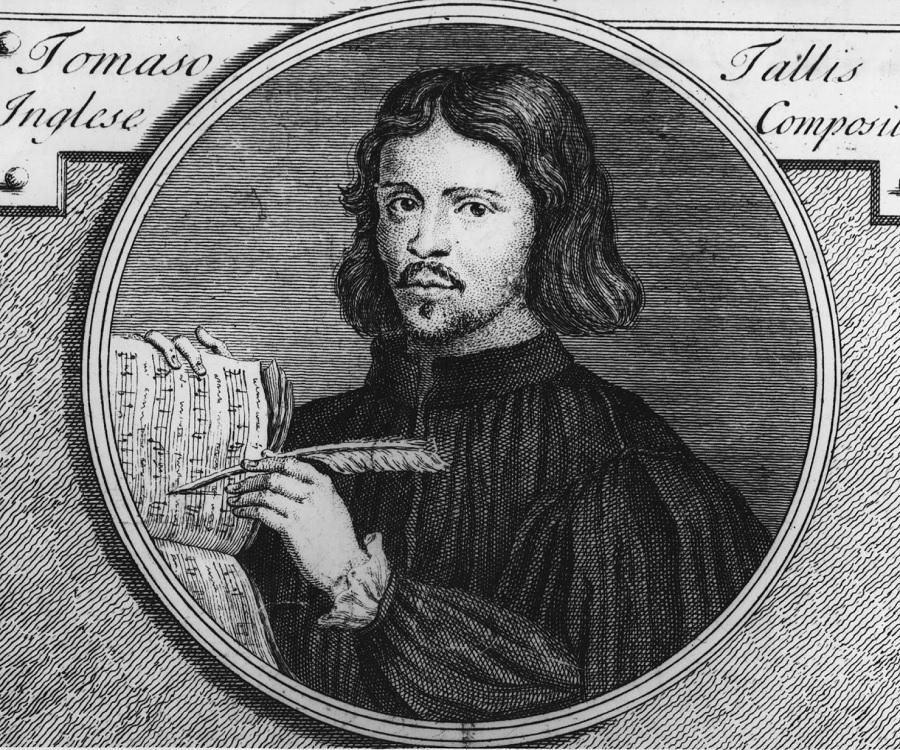 thomas tallis biography