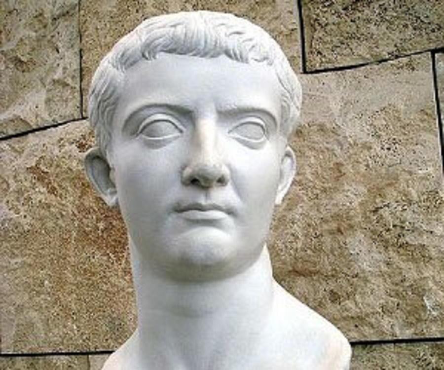 a biography of nero drusus claudius germanicus a roman emperor Nero claudius drusus germanicus born  claudius ii (marcus aurelius flavius  claudius gothicus) emperor born 0214 illyria died 0269  on his father's side he  was descended from appius claudius, a roman decemivir in 450 bc, whose.