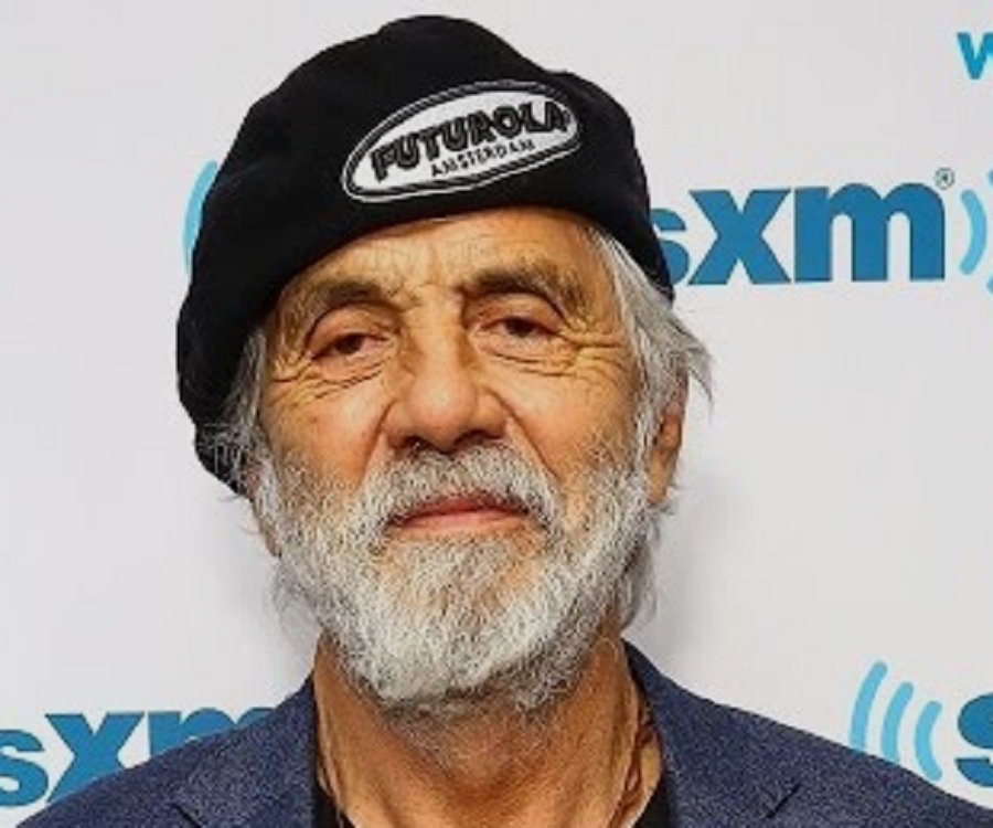 tommy chong mask