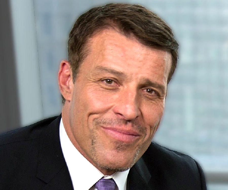 Tony Robbins Biography Childhood Life Achievements Amp Timeline