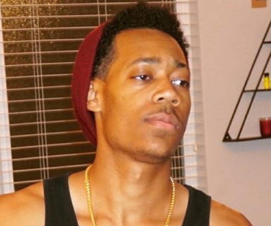 Tyrel Jackson Williams 2015