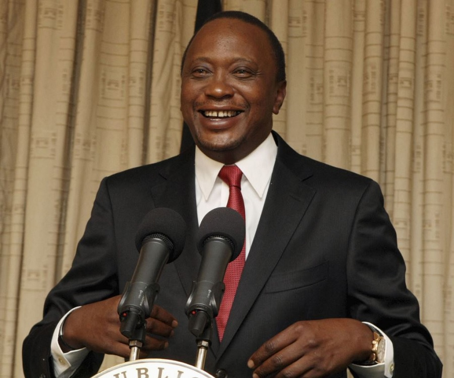 Uhuru Kenyatta Biography - Childhood, Life Achievements ...