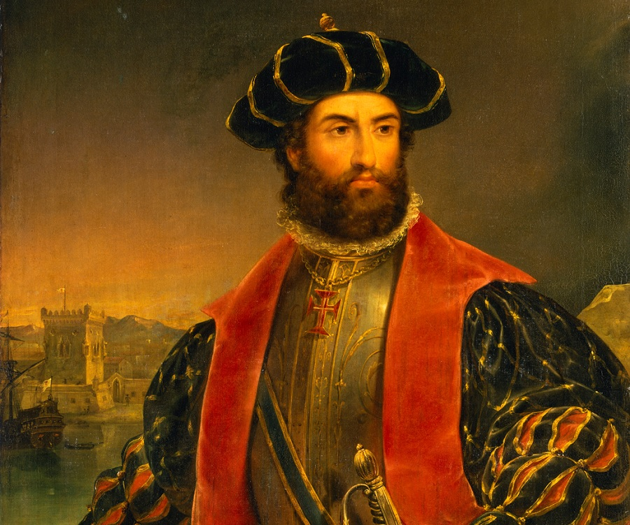 vasco da gama early life