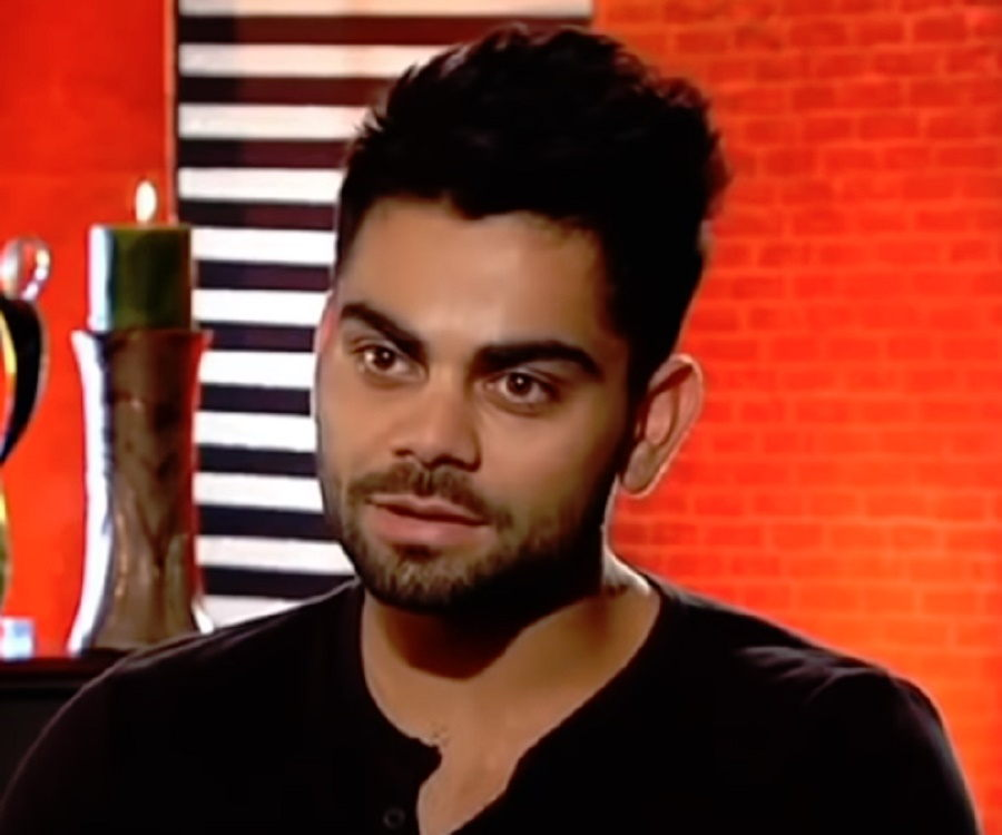 Virat Kohli Biography Facts Childhood Family Records