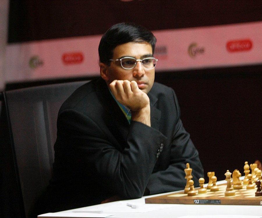 viswanathan anand chess games pdf