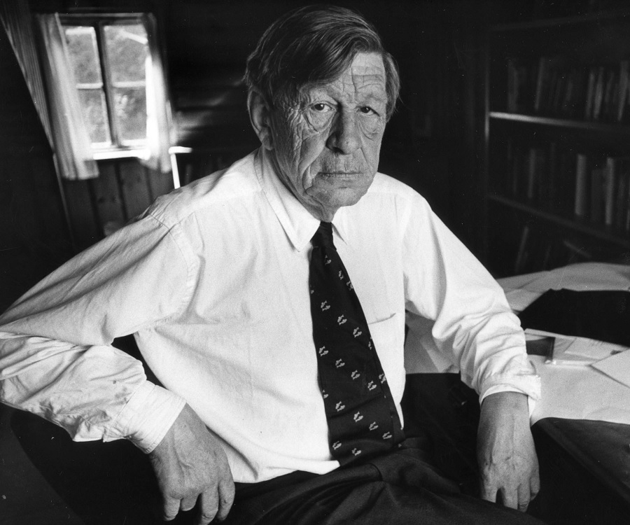 w h auden Wystan hugh auden was born in york on 21 february 1907 his father was a doctor and academic auden was educated at oxford university, graduating in 1928 he went to live in berlin for a.