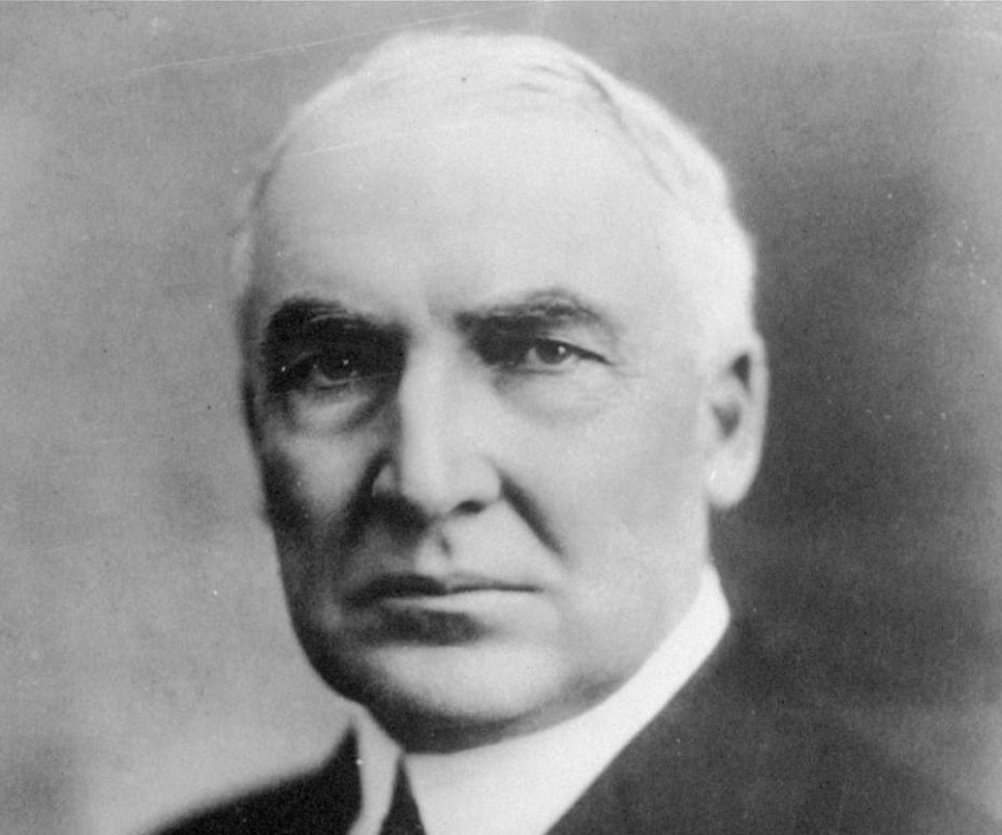 a life and work biography of warren harding Warren g harding was elected the 29th us president on his warren g harding engaged in the good life emblematic of the 1920s warren g harding biography.