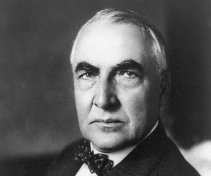 a biography and life work of warren gamaliel harding 29th president of the united states of america Warren gamaliel harding 29th president of the united states life portraits warren harding from a speech in which harding repeatedly uses the term: america.