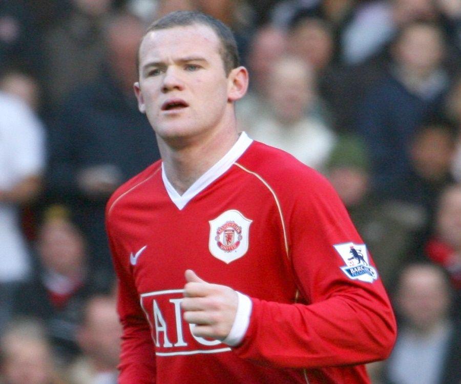 Wayne Rooney Kid Video