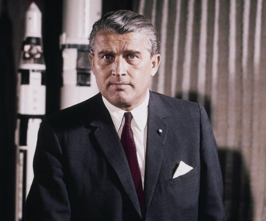 13 Great Quotes By Wernher Von Braun The Distinguished