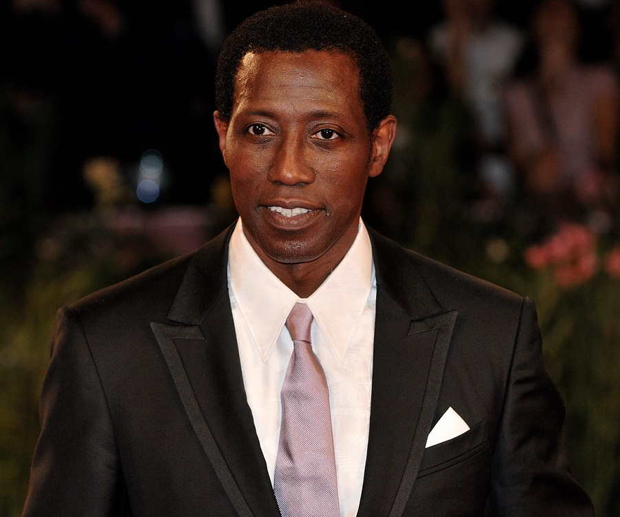 from Sylas how is wesley snipes doing
