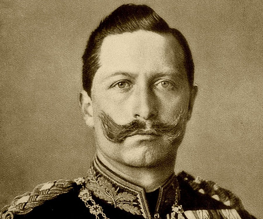 Image Credit http://listen2read.com/world-war-one-kaiser-wilhelm-ii/
