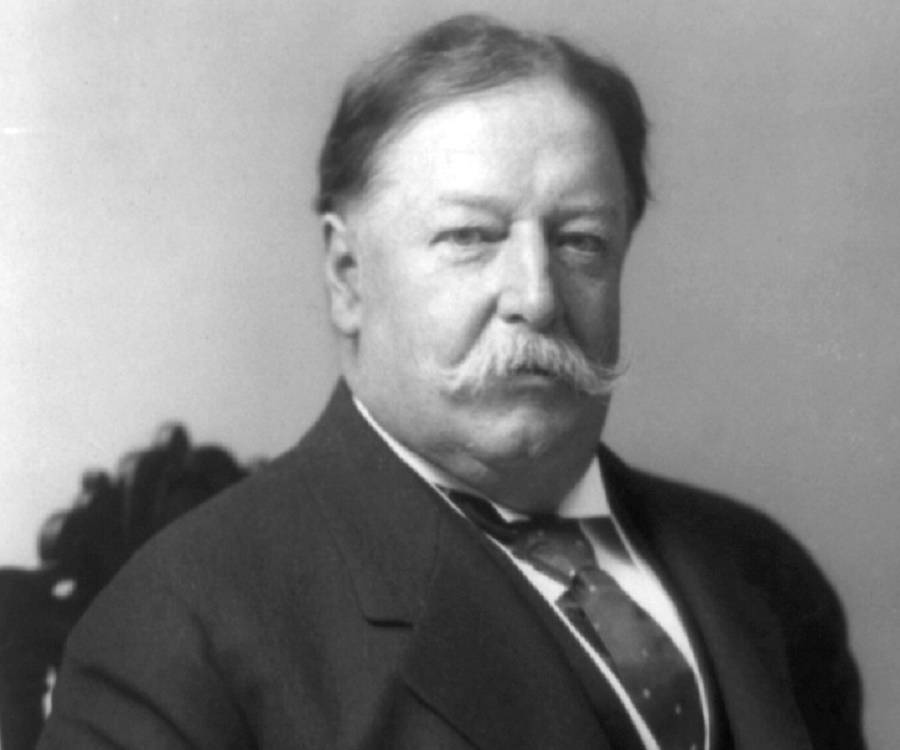 William Howard Taft As A Child