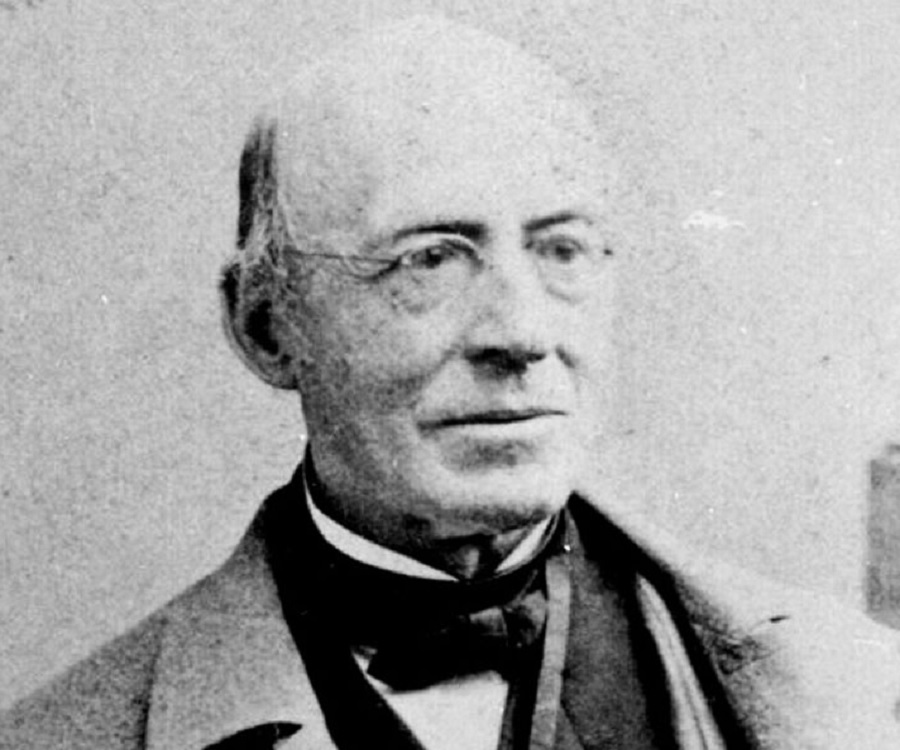 william lloyd garrisson Every movement needs a voice for the entire generation of people that grew up in the years that led to the civil war, william lloyd garrison was the voice of.