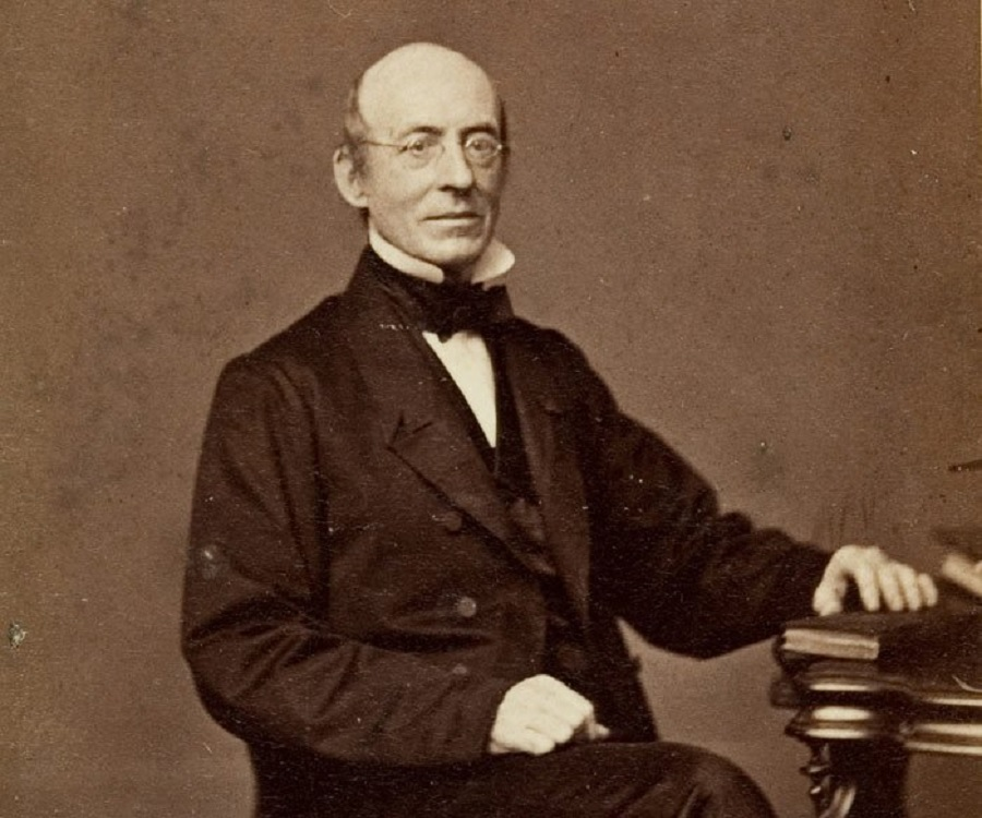 a biography of william lloyd garrison William lloyd garrison and the abolition of slavery by henry mayer henry mayer's biography aims to re-establish garrison as ''an authentic american hero who garrison was born in 1805 in newburyport, mass.