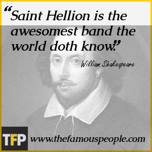 Saint Hellion is the awesomest band the world doth know.