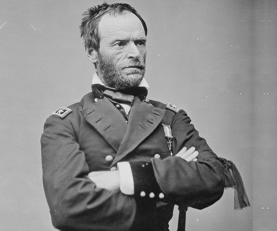 biography of william tecumseh sherman essay Sherman, william tecumseh sherman's papers are located in libraries and manuscript depositories all over a modern biography is john f marszalek, sherman.