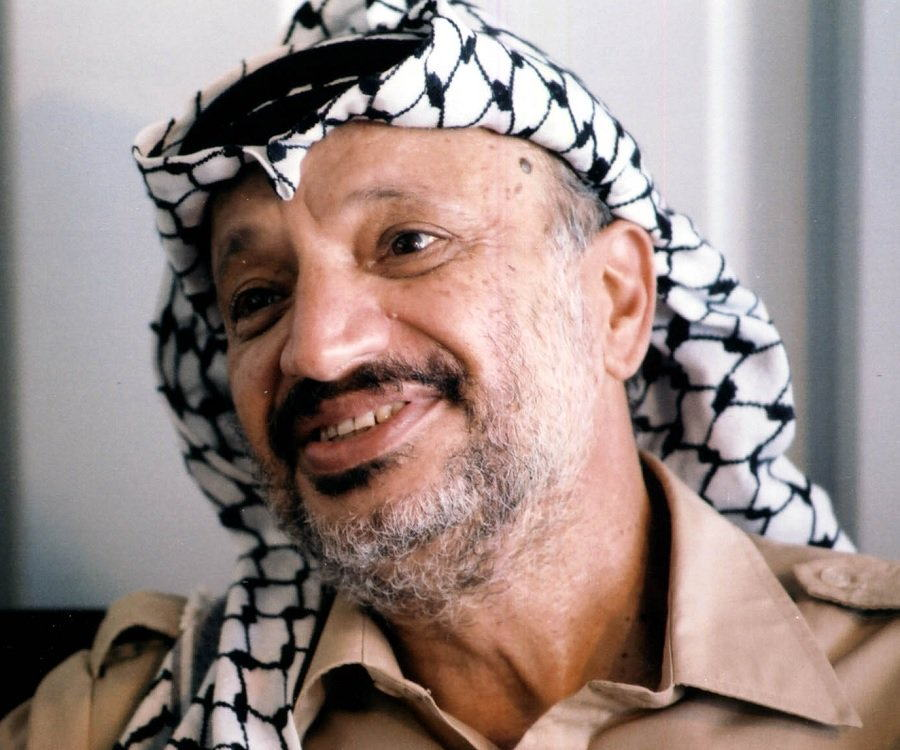 the life and times of yasser arafat Last week, the body of the late palestinian leader yasser arafat was exhumed  and  spitting of particles that gives polonium-210 such a short half-life as the  who also notes, po-210 is 5,000 times as radioactive as uranium.