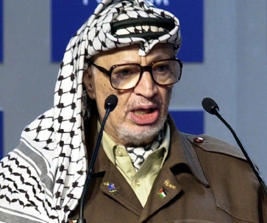 yasser arafat biography facts childhood life achievements of