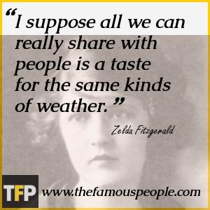 zelda sayre fitzgerald quotes quotesgram