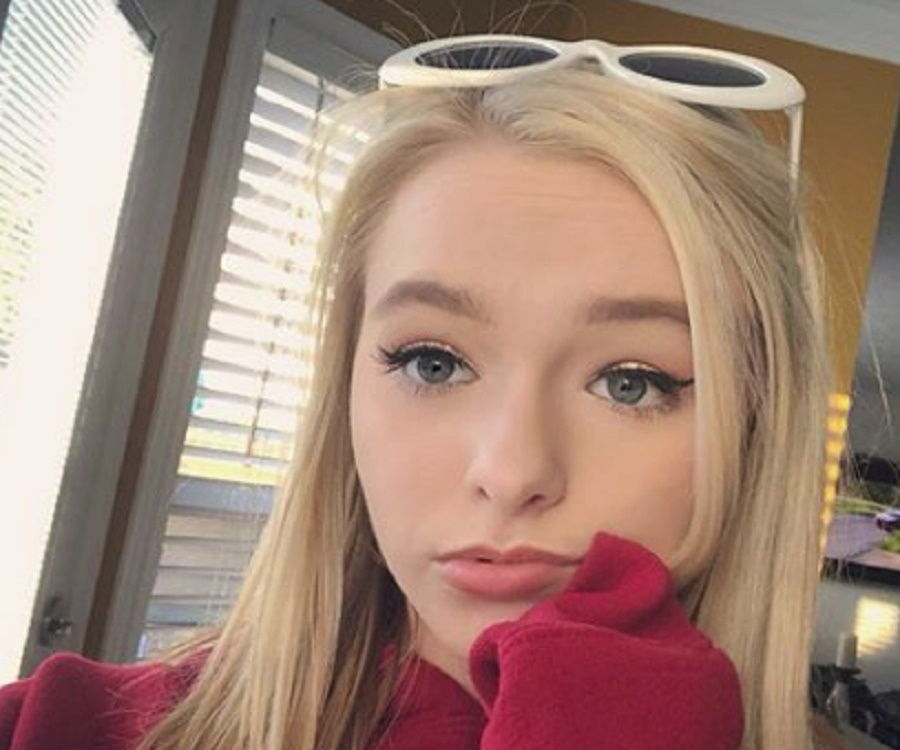 Zoe Laverne Bio Facts Family Life Of Tiktok Star Vlogger