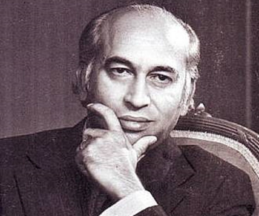 The contributions of zulfikar ali bhutto