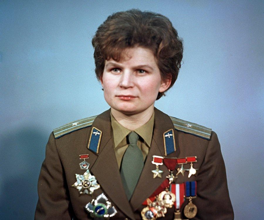 Famous Women Astronauts