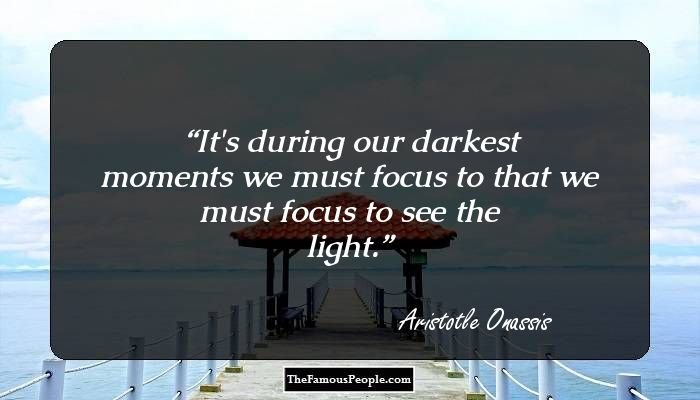 Aristotle Onassis Quotes Quotesgram: Childhood, Life Achievements
