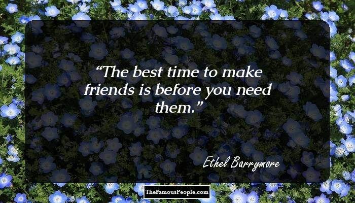 Ethel Barrymore Biography - Childhood, Life Achievements & Timeline