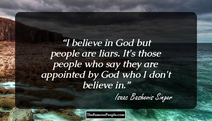 Isaac Bashevis Singer Biography