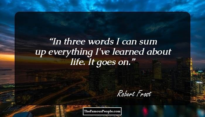 robert frosts timeline Frost had become an established poet in england, but it wasn't until north of boston being published in america that really defined his name there.