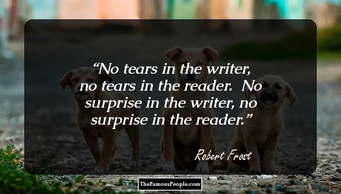 """an essay on the poetry of robert frost From this research it is clear that in the poem """"the silken tent"""" by robert frost, the speaker in third person points to the theme of love and forms metaphor with."""