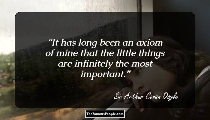 sir arthur conan doyle 4 essay Use these links to search for sir arthur conan doyle outside the ipl click a link  below to automatically search that site for sir arthur conan doyle: articles on sir .