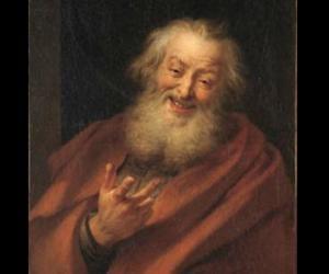 Democritus<