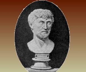 Lucretius<