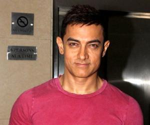 Aamir Khan<