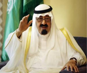 Abdullah of Sau...<