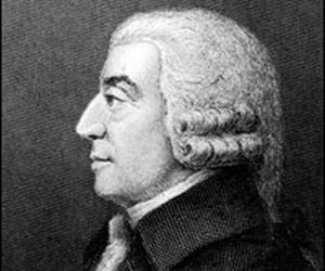a biography and life work of adam smith a scottish economist 2015-02-07 on adam smith: the advent of modern economics  ~ adam smith biography of adam smith adam smith (1723–1790) was a scottish moral philosopher, innovator of political economy,  the legendary economist.